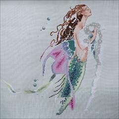 Mermaid of the Pearls, as of 9/17/17