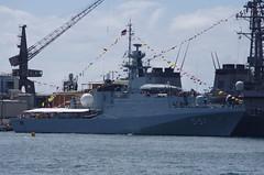 HTMS Krabi (OPV-551) Offshore Patrol Vessel Sydney Australia