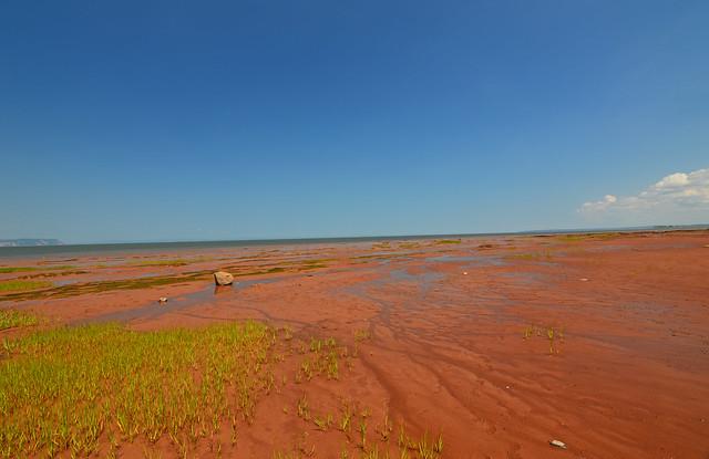 Evengeline Beach (Low Tide)