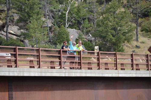 Cabin bridge photo