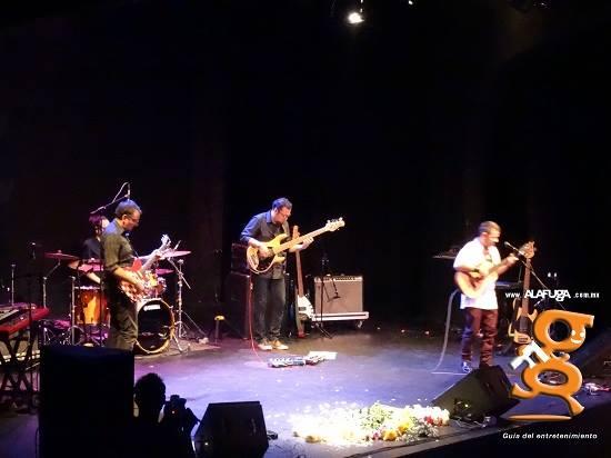 Fratta - Teatro Vivian Blumenthal - Guadalajara, Jalisco, Méx. (2017-09-06)