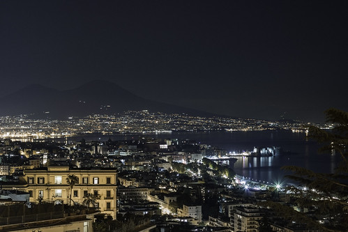 Napoli di notte - Naples by night