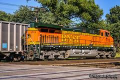 BNSF 5713 | GE AC4400CW |