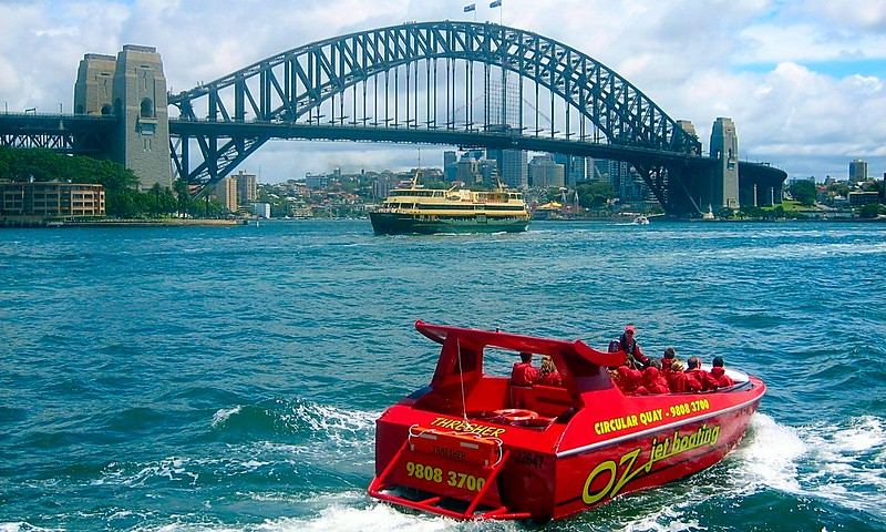 Sydney World's Best Harbour
