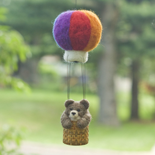 Ballooning Bear
