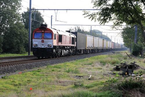 Crossrail DE6314 92 80 1266 284-9D-XRAIL Remicourt 20-09-2017