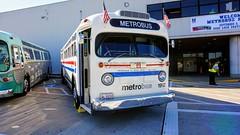 WMATA Metrobus 1953 GMC Old Looks #1912