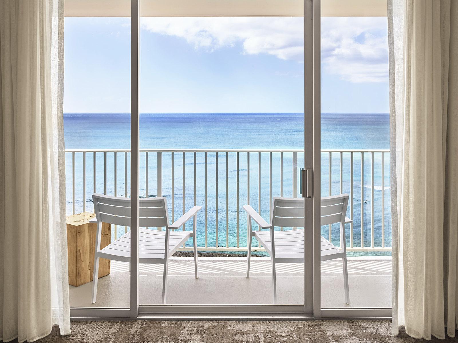 Hawaii beach views