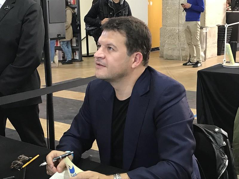 Guillaume Musso, l'auteur le plus vendu en France, change d'éditeur