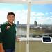 Ping on London Eye