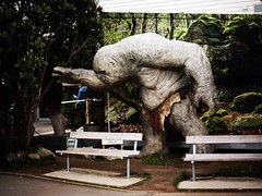 Weta Cave has a bit of a troll problem. Need to call in the Hobbit exterminators, I think😜 Great store, museum and tour though. #wellington #wetacave #wetastudios #newzealand #lotr #lordoftherings #movies #film #travel