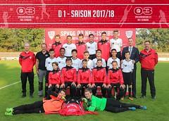 D 1 Saison 2017/18