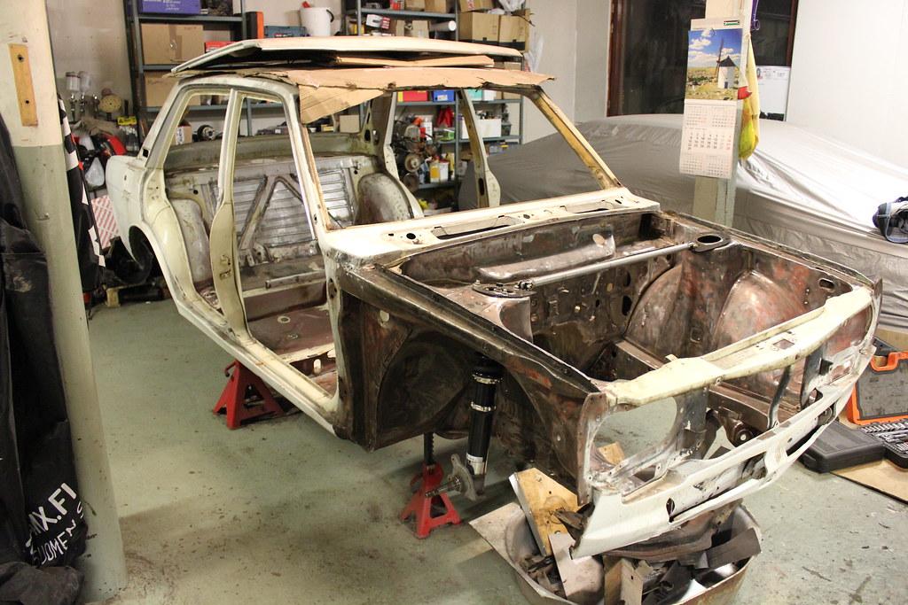 Japrnoo: Datsun 510 & EX Audi S3 23563904858_d509d072b4_b