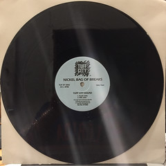 DJ MARK THE 45 KING:TUFF CITY SQUAD:NICKEL BAG OF BREAKS(RECORD SIDE-B)