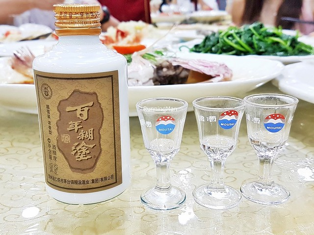 Baijiu Bai Nian Hu Tu (Hundred Year Daze)