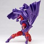 史上最強披風!!海洋堂 Amazing Yamaguchi X戰警【萬磁王】マグニートー Magneto