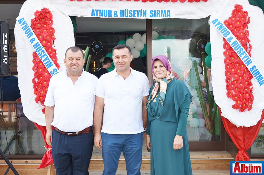 Kemal Bozkurt, Adem Murat Yücel, Fatma Bozkurt