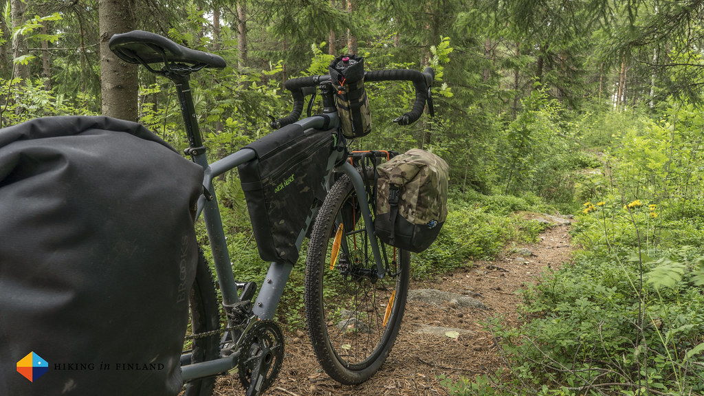 Off on Tubeless Adventures