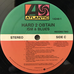HARD 2 OBTAIN:ISM & BLUES(LABEL SIDE-C)