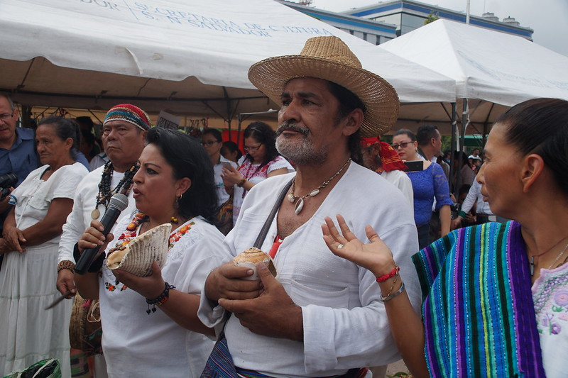 ISTA participa en Día Internacional de los Pueblos Indígenas