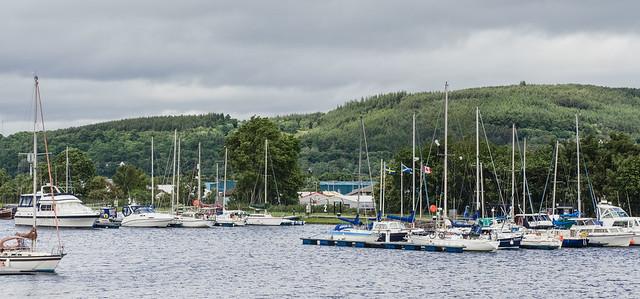 Seaport Marina, Muirtown