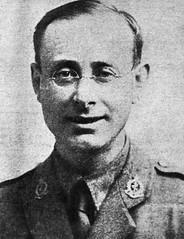 Captain Harold Ackroyd