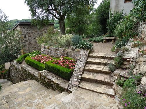 2017-08-13 - Ternand, vieux village, Jardin