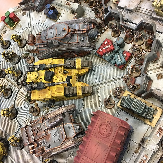 Medal of Colors Horus Heresy 2017-08-05 14.42.38
