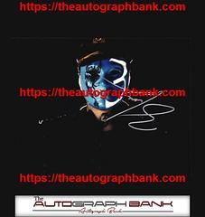 Johnny 3 Tears authentic signed memorabilia