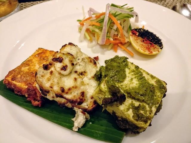Delicacies a'l Hindustan