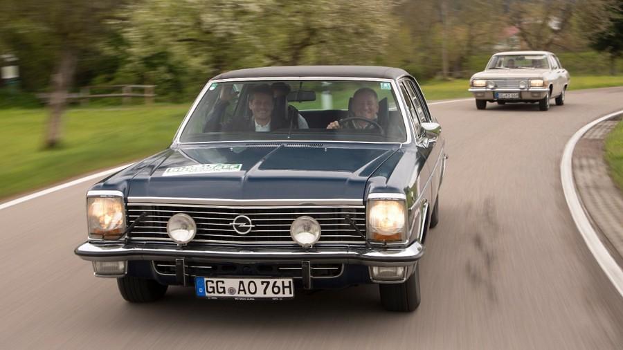 Opel Diplomat V8 1976