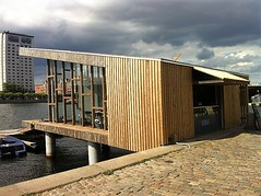 Islands Brygge - GoBoat pavillion