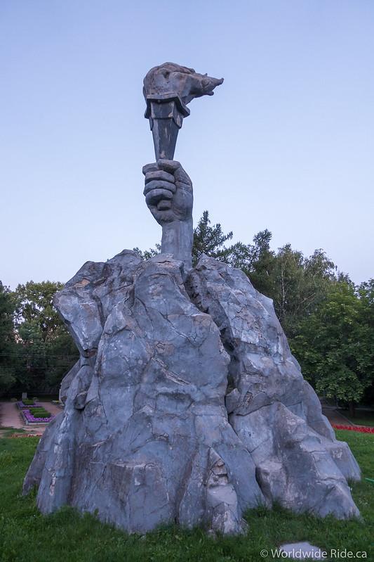 Russia Novosibirsk-3