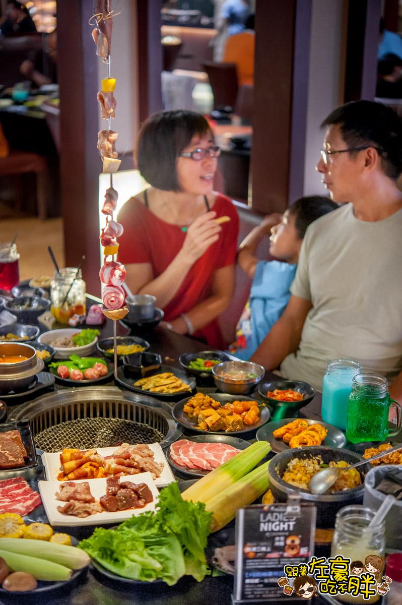 東大門韓式燒烤暢食料理館-75