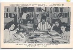 11740957408  U.S. Jewish Matz Library Tannersville Pennsylvania