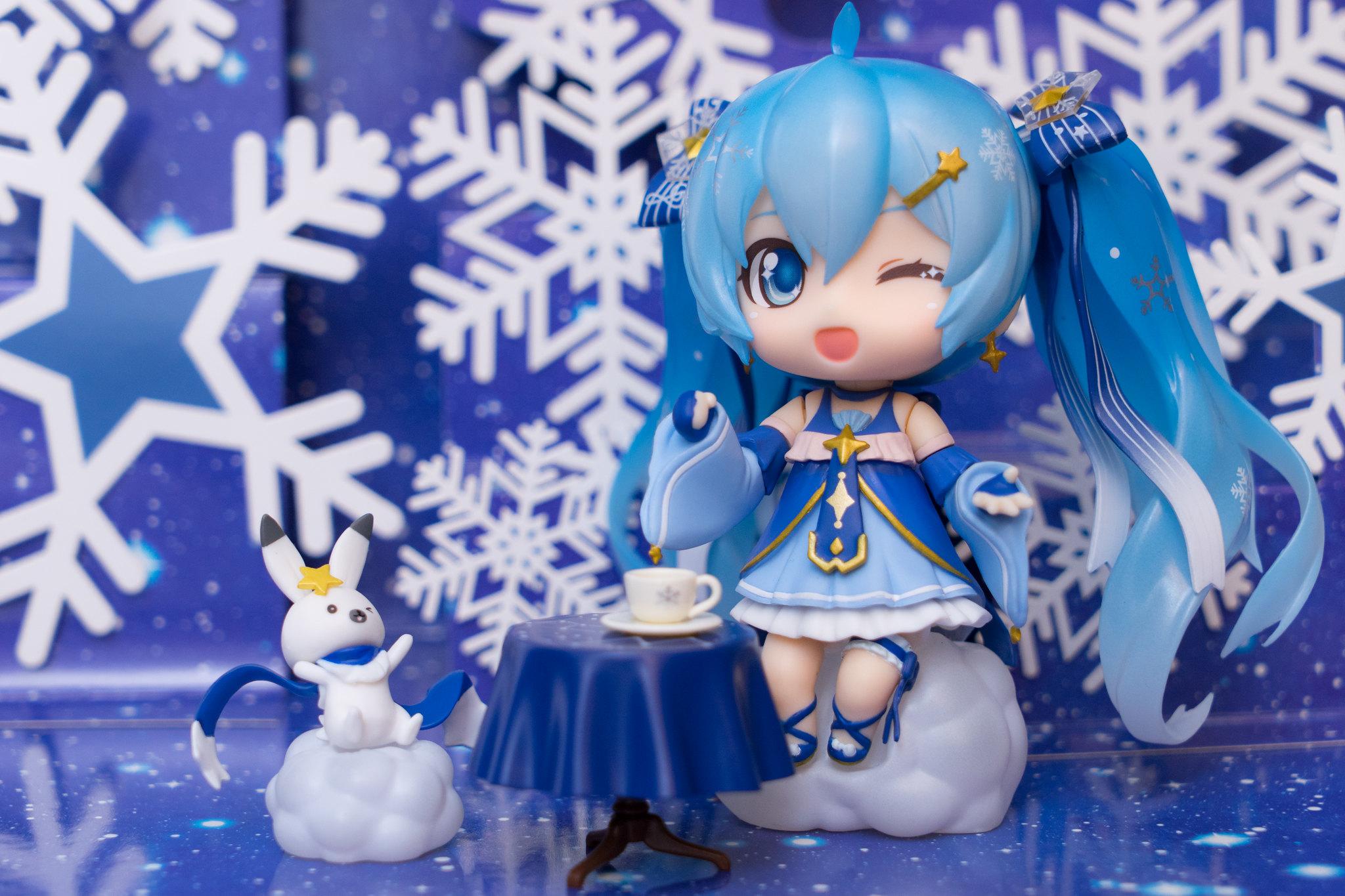 ねんどろいど 雪ミク Twinkle Snow Ver.