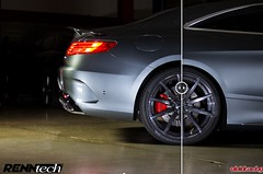 RENNTech HSM Hand-Held Suspension Lowering for Airmatic Equipped Mercedes Benz Models