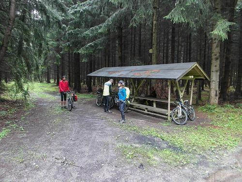 Tour 52: Auf den Wieselstein im böhmischen Osterzgebirge