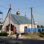 Собор Московских святых в станице Благовещенская