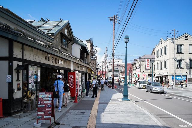 堺町通街景