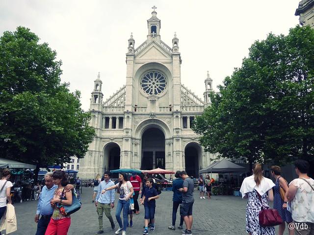 Brussel, uitstapje, puurderleven