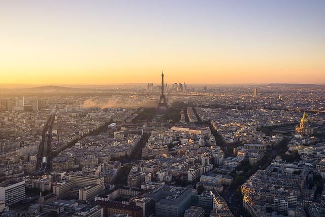 Paris . . .