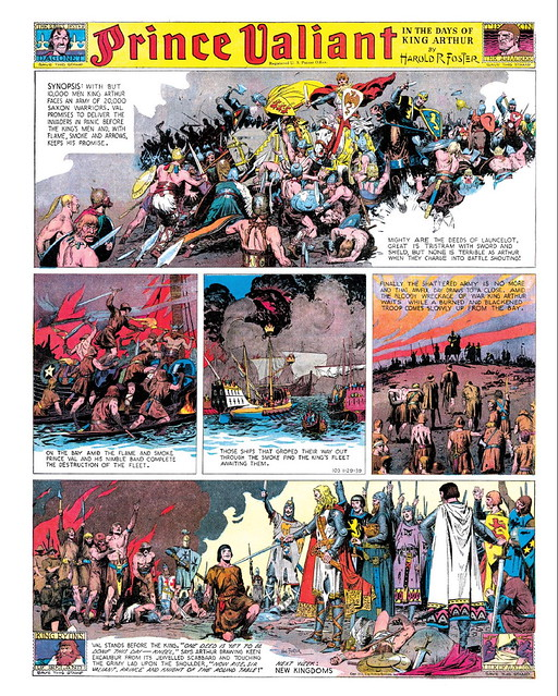 Prince Valiant - Comics - 3