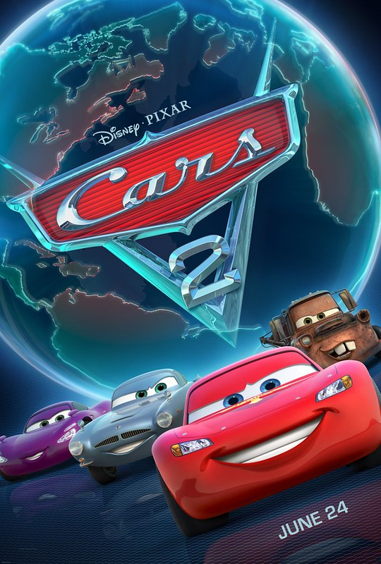 Cars 2 - Poster 5