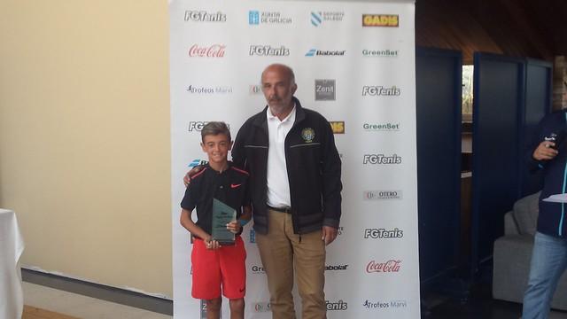5ª Prueba del Circuito Gallego Juvenil de Tenis Babolat 2017