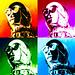 C-3PO Warhol Style