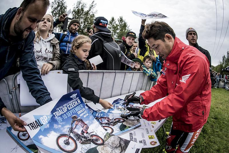 Mundial Trial 2017, GP Rep. Checa, Cualificación
