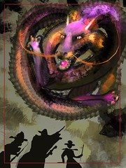 Dragon for Good Luck