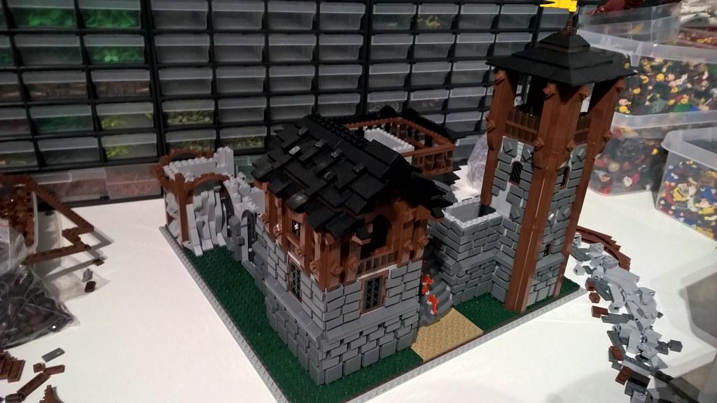 Legoworld wip