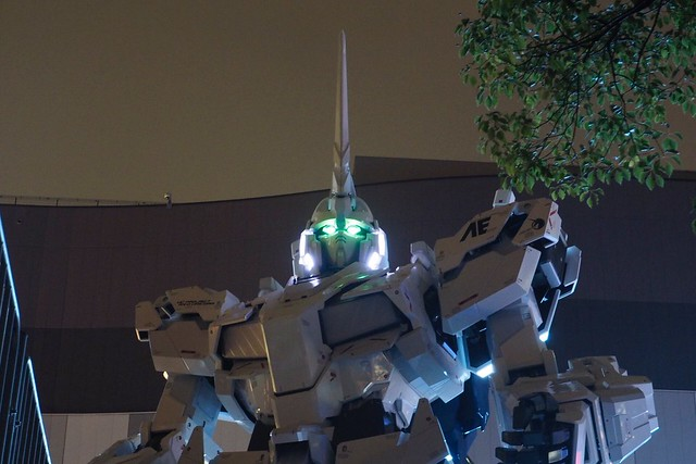 Real Gundam Unicorn Life Size -